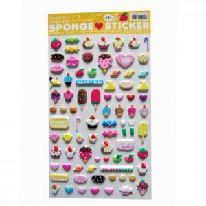 Buy cheap Foam Sticker,Sponge Sticker,Puffy Sticker from wholesalers