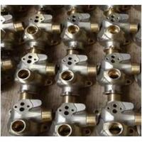 Aluminum Alloy Machining Small Metal Parts Industries Use With Metal Stamping