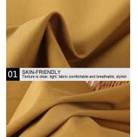 Cheap NR Ponte De Roma Knit Fabric Rayon Spandex Knit Double Dyed Finishing for sale