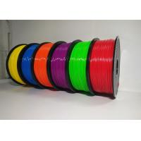 Quality 1.75mm 1KG ABS 3D Printer Filament Spool Master Filament With Good Elasticity wholesale