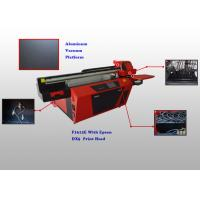Quality Professional Multifunction Flatbed UV Leather Printer High Precision wholesale