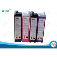 Quality Low Diffusion Metal Marking Ink Continuous Inkjet Cartridge 800ML Volume wholesale