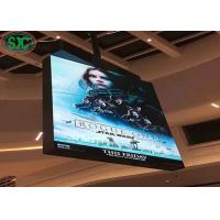 Buy cheap High Resolution Full Color SMD2121 640x640mm die cast aluminum cabinet indoor hanging led display from wholesalers