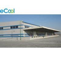 Quality Large Scale Frozen Sea Food Storage Warehouse For Fish Processing Factory Or Port wholesale