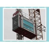 Quality High Performance Construction Hoist Elevator For Bridge / Tower wholesale