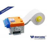 Buy cheap Auto Cutter Kiosk Thermal Printer Compact Footprint 80 / 82.5 Mm Paper Width from wholesalers