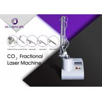 Buy cheap Pigmentation Removal CO2 Fractional Laser Machine For Skin Resurfacing 25W from wholesalers
