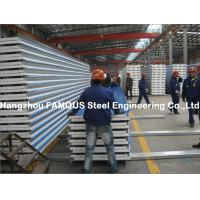 Quality Corrugated Steel Roofing Sheet Metal Roofing Sheets Sandwich Panel EPS PU Rock Wool wholesale
