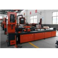 Buy cheap Stainless Steel CNC Tube Punching Machine Single Hole Automatically from wholesalers