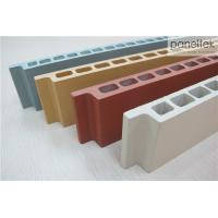 Quality Natural Color Terracotta Panels Facade Cladding MaterialsWith Low Maintenance wholesale