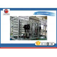 Quality Underground Water Treatment Systems / Industrial Reverse Osmosis System SUS304 wholesale