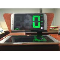 Quality Universal Android Smartphone Heads Up Display Hud Holder Mount 6 Inch Screen Size wholesale
