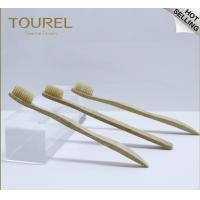 Buy cheap Bamboo Toothbrush Adult Medium Firm Bristles Eco Friendly Bio-Degradable from wholesalers