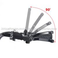 Quality CNC Anodized Motorcycle Brake Clutch Lever Motorcross Dirt Bike Clutch Lever wholesale