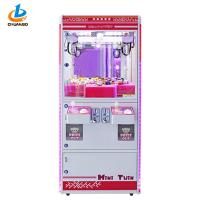 Double Players Coin Operated Claw Machine / Arcade Grabber Machine Strong Structure