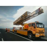 Buy cheap China newest 22m bridge inspection vehicle, under bridge inspection platform from HSA from wholesalers