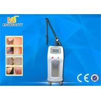 Buy cheap 1064nm And 532nm Q Switched Nd Yag Tattoo Removal Beauty Machine from wholesalers