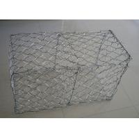 Buy cheap 3mm*80mm*100mm Bright Galvanized Hexgonal Poultry Wire Netting With 60g Zinc Coating from wholesalers