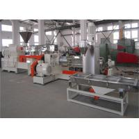 Quality 600 RPM Torque Co Rotating Twin Screw Extruder For Plastic Granules Making wholesale