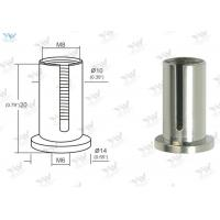 Ceiling Display Systems / Suspended Cable Lighting System Nickel Ceiling Attachment Base