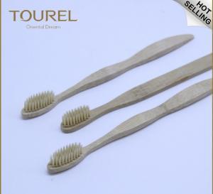 Buy cheap Original Environmental Bamboo Toothbrush Charcoal & Vegan Bristle Choices from wholesalers