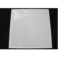 Quality Perforated Suspended Acoustic Ceiling Tiles wholesale