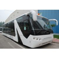 Buy cheap Large Capacity Low Carbon Alloy Aero Bus City Airport Shuttle equivalent to Cobus 2700 bus from wholesalers