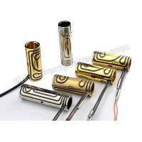 Buy cheap High Electrical Resistance Brass Tube Coil Heaters For Injection Mould from wholesalers