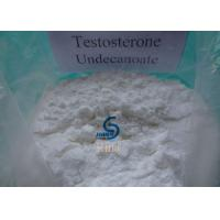 Quality Positive Testosterone Steroid Hormone Testosterone Undecanoate Andriol CAS 5949-44-0 wholesale