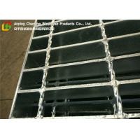 Quality Round Bar Twisted Metal Grate Sheet High Bearing Capacity For Bridge / Store Shelves wholesale