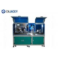 Quality Full Automatic PVC Card Puncher Machine Fit For Pet / Abs Materials , High Productivity wholesale