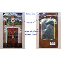 Quality Keep Cigars Fresh PE Cigar Humidor Bags With Classic Humidifed System wholesale
