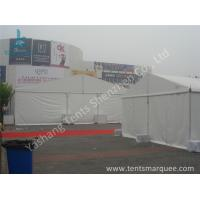 Quality Rustless Aluminum Frame Outdoor Event Tent for Sound Facilities Exhibition wholesale