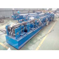 Quality Auto Change Size Cz Purlin Machine Quick Punching Unit For Galvanized Steel Sheet wholesale
