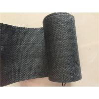 Buy cheap Tensile Strength PP 90 - 90 Woven Geotextile Fabric Protection Waterways from wholesalers