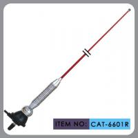 Quality Side Mount Car Radio Antenna , Truck Radio Antenna 1.5m Glass Fibre Mast wholesale