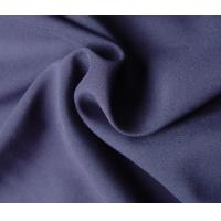 Quality Purple 100% Polyester Woven Fabric 78 Gsm Customized Color Eco - Friendly wholesale