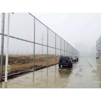 Quality Hot Dipped Galvanized Powder Coated Chain Link Fence For Commercial / Industrial Projects wholesale