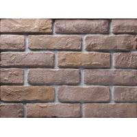 Quality Type A  series,Fire clay brick ,thin veneer decoration wall brick, antique texture clay bricks for building wholesale