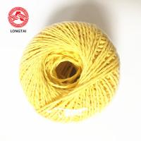 Quality UV Treated 100% Virgin Polypropylene Twine Rope Lasing And Packing 1 - 5mm wholesale