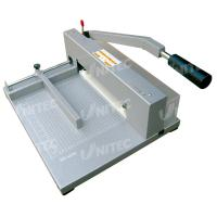 Quality Manual Paper Cutting Machine , Electric Paper Cutters Heavy Duty XD-320 wholesale