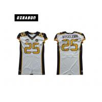 Quality Sublimated Youth Football Jerseys , Logo Custom College Football Jerseys wholesale
