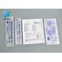 Custom Prined Medical Plastic Packaging Bags , plastic package bags