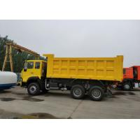 Quality SINOTRUK HOWO 8x4 Dump Truck , 50 Ton Dump Truck With12.00r20  Tyres wholesale