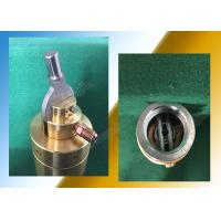 Cheap Custom Brass Steel Fm200 Cylinder Valves With Manual Actuator wholesale