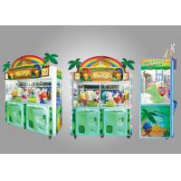 Quality Toy Vending Game Arcade Claw Machine Coins in12 Months Warranty wholesale