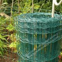 Quality Euro Fence Heavy Duty Welded Wire High Strength With  2.0 / 2.5mm Diameter wholesale