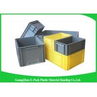 Quality Industrial Heavy Duty  Euro Stacking Containers 20L Load Capacity 20kg Space Saving wholesale
