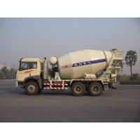 Faw Group 6x4 12cbm Cement Mixer Mini Transport Truck With 350l Water Tank