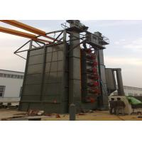 Cheap Single Hook Hanger Type Shot Blasting Machine Welding Parts Cleaning ISO9001 for sale